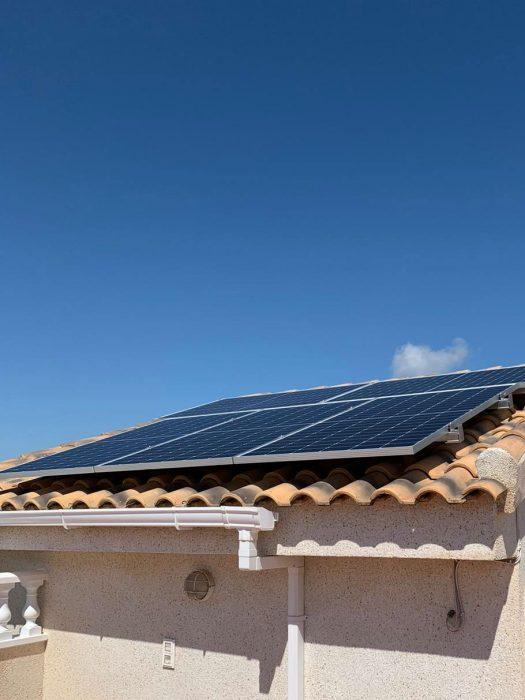 Instalación de paneles solares para casas